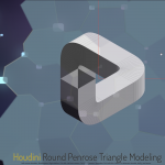 Houdini and Fusion :: Penrose Triangle